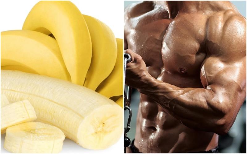القيمة الغذائية للموز و فوائده بالنسبة للاعب كمال الأجسام ماروك جيم Maroc Gym